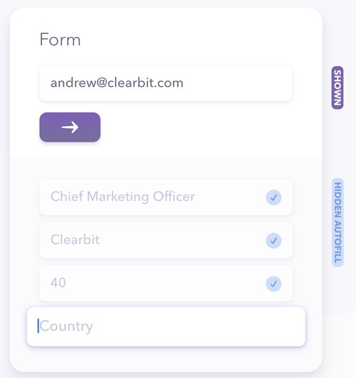 Clearbid drag and drop form creator tool