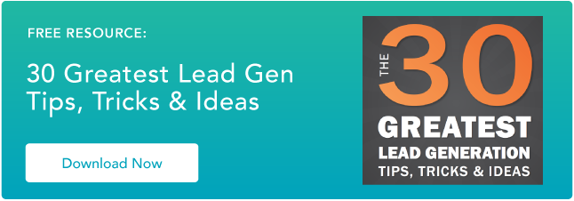 free lead generations tips and tricks